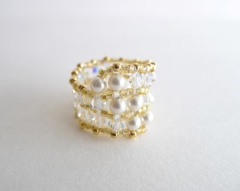 Wrap-Around Ring Tutorial TWR064