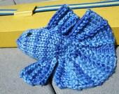 Hand Knit Betta Fish