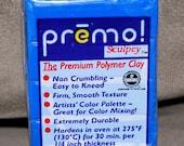 Premo-Cobalt Blue Hue-Polymer Clay