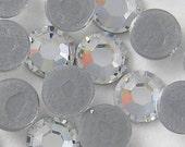 144 - 12SS Swarovski Elements Hotfix Rhinestones CLEAR 534001
