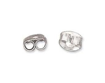 Surgical Steel Earring Backs (Earnuts) (144) 38171