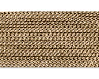 Griffin Silk Cord Thread Size No 6 BEIGE (2) 42539