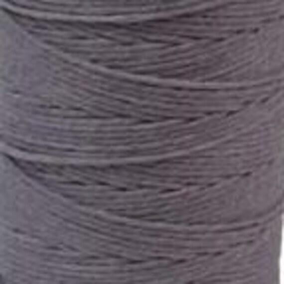 Irish Waxed Linen Crawford Cord 4 Ply 10 Yards LAVENDER 420149