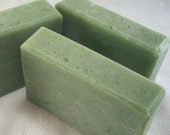 Handmade Cucumber Aloe Body Bar Soap