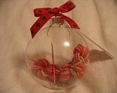 Knitter's Emergency Ornament