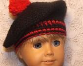 Crochet Pattern-AG Beret