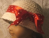 Crochet Pattern-AG Cloche