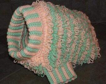 Crochet Pattern-Fluffy Pet Sweaters
