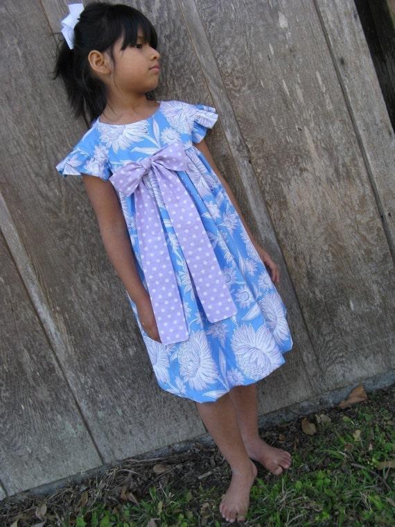 Sew Pattern Simple Sunday Dress - PDF ePattern