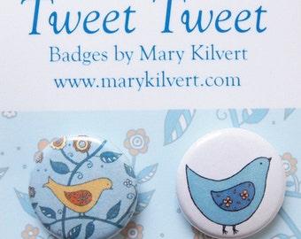 Tweet Tweet - Badges