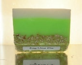 Key Lime Pie - our most moisturizing handmade soap by City Soaps