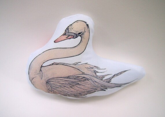 Petite Rose - A Young Swan III