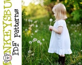 Sweet Petticoat Slip Dress PDF eBook Pattern INSTANT DOWNLOAD
