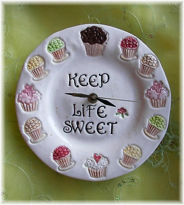 Cupcakes Kitchen Decor