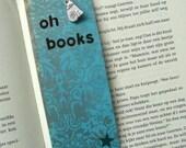 Oh books - bookmark