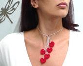 TINY HEARTS - necklace