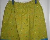 Custom Boutique Polka Dot Skirt size 6/7/8