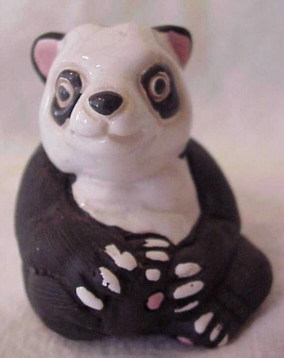 Panda Ceramic Bead