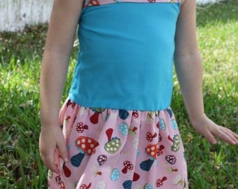 Girls Handmade Sundress size 3T