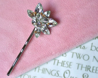 Wedding Hair Accessories, Wedding Bobby Pin, Bridal Hair Accessories, Swarovski Crystal Wedding