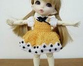 Lati Yellow/PukiFee Dress Easter ButterCup