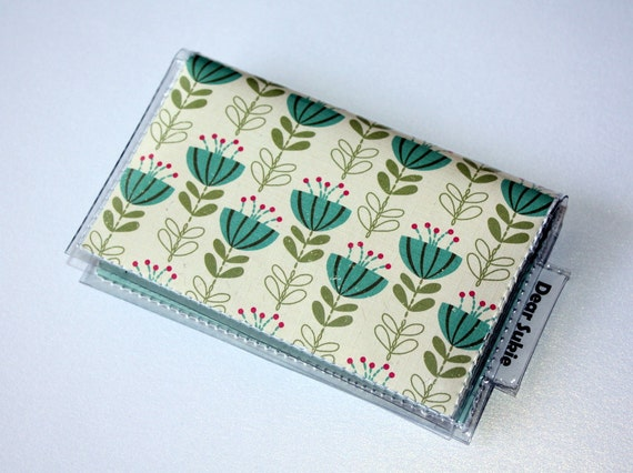 Quick Snap Card Holder - Simple Pleasure