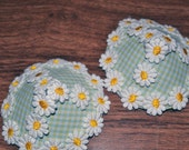 Spring Has Sprung Pasties in Daisy 3""