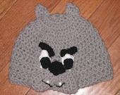 Bulldog Fan Beanie Skullcap Hat-cute photo prop-all sizes newborn through adult