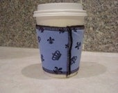 recycled Coffee Sleeve Cozy