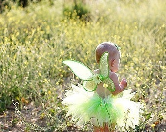Design Your Own Infant Fairy Wings, Handmade Infant's Fairy Wing, newborn to 12 months, Photo Prop, Makes A Great Keepsake, WINGS ONLY