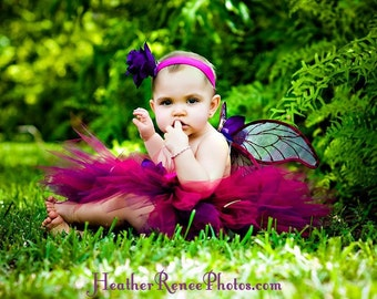 Design Your Own Garden Fairy Wings  - Perfect for Portraits - Makes A Great Keepsake - WINGS ONLY