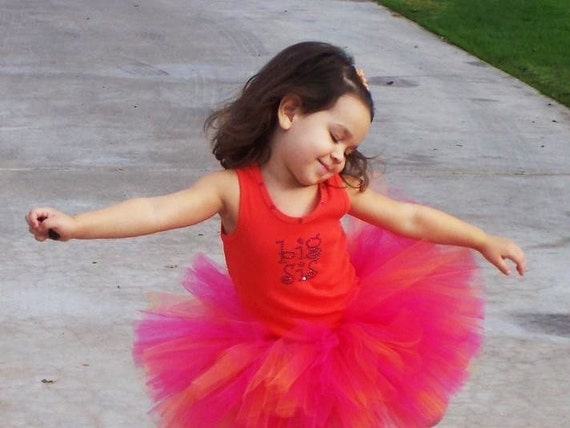 Design Your Own Custom Extra Full Tutu - Choose Any Combination of Colors and Length up to 10 inches