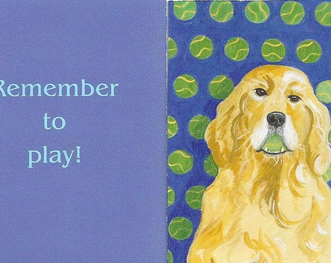 Remember To Play  pocket affirmation cards