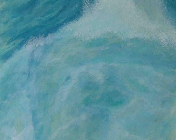Sea Spirit notecard