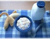Breakfast Time ....PDF Pattern