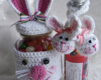 Easter Wraps...PDF Crochet Pattern
