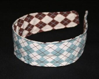 Washable, Pain-Free, REVERSIBLE Headband