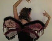 Gothic Lolita Dragonfly Wings