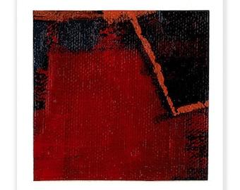 Sacred Path ... Original acrylic on canvas Contemporary Modern Painting art EBSQ