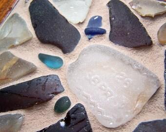 SUNSHINE - Sea Glass MOSAIC