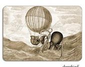 Kraken and Hot Air Balloon Battle Cards 10pk