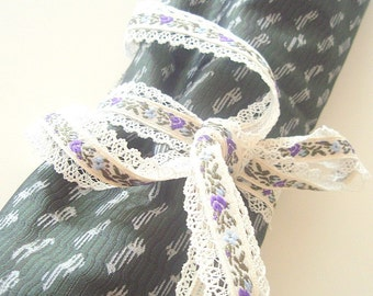 Silver Moss Italian Silk Fabric - 1 yard combined