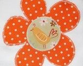 Flower Chick -- Custom Listing for Julie