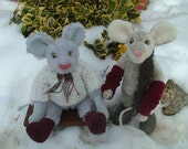 Mousekewitz, sewing pattern, PDF, new for 2011, digital download