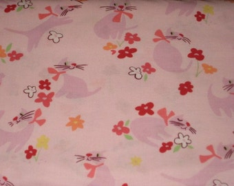Alexander Henry Paris Paws in Pink, Yard