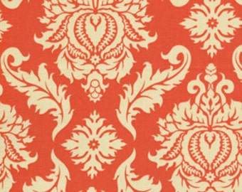 Joel Dewberry's  Aviary 2,  Damask in Saffron, yard