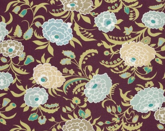 Amy Butler Fabric,  Gypsy Mum in Wine, Gypsy Caravan collection, yard