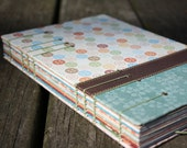 Bits and Bobs Blank Coptic Bound Book