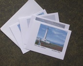 Lighthouse collection note cards