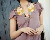 Mariposa Tee Sewing Pattern